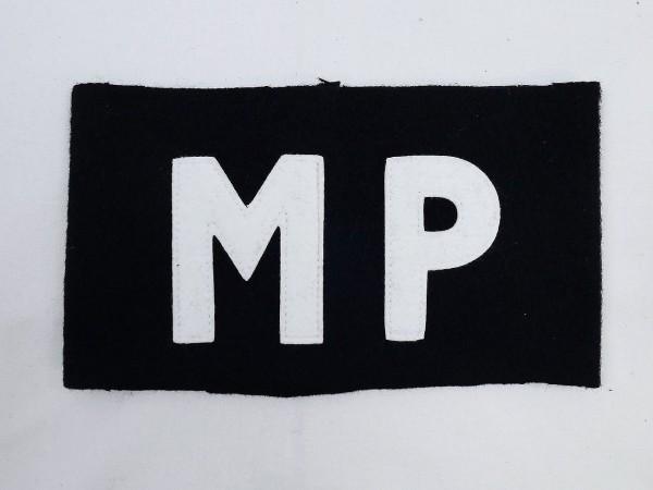 US Army MP Armbinde Militär Polizei military police