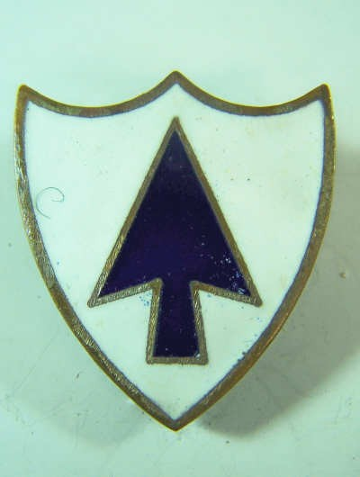 18th infantry regiment 1st ID Unit Crest
