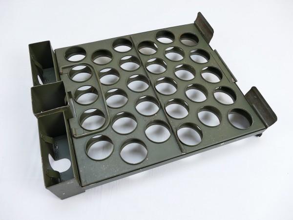 Wehrmacht Einsatz Gestell Rack jvb für Handgranatenkoffer M39 Eihandgranate Handgranaten Kiste