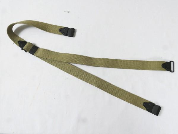 US Army Thompson canvas sling Tragegurt M1928