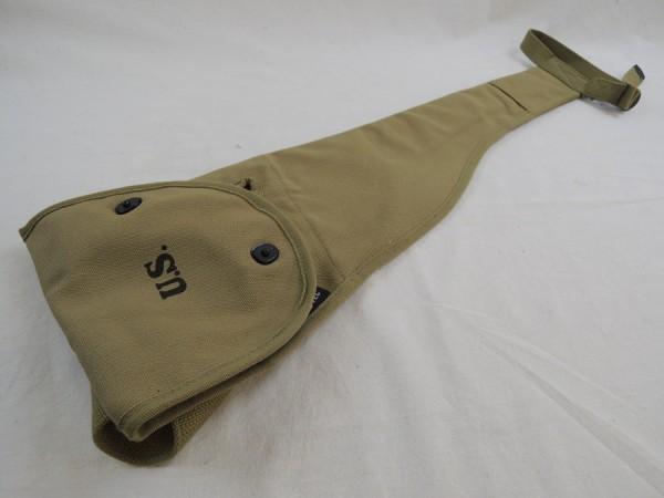 US ARMY WW2 Paratrooper Scabbard M1 Carbine folding stock bag Airborne Tasche