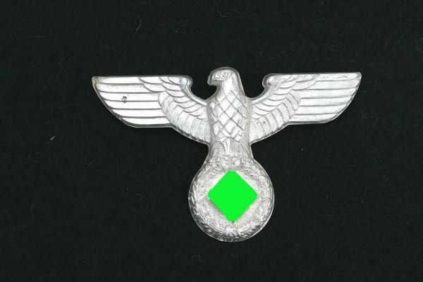 Partei Führer Mützenadler an 2 Splinten versilbert