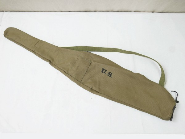 US ARMY WW2 M1 Carbine case carrying rifle bag Tasche Canvas Holster (Stm)