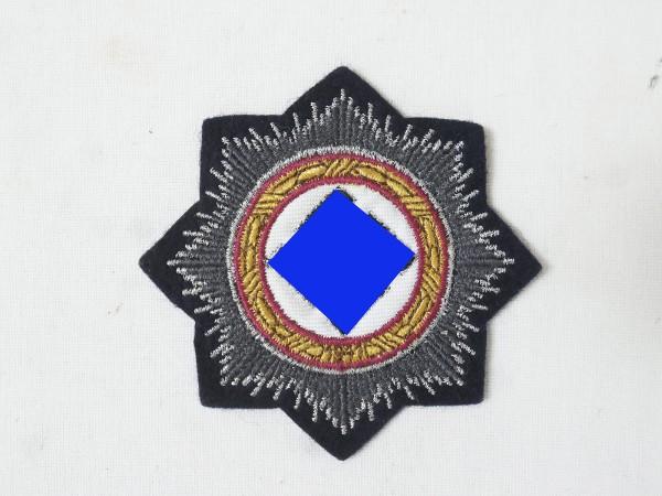 Deutsches Kreuz in Gold Stoffabzeichen Luftwaffe Fliegerbluse Fallschirmjäger
