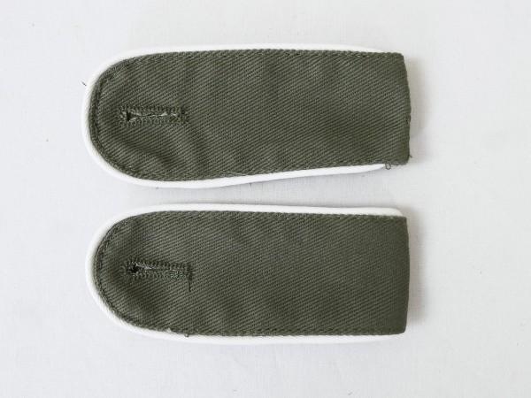 DAK HEER Afrikakorps Schulterstücke Infanterie Schulterklappen für Feldbluse