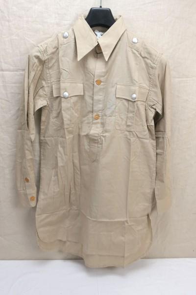 WK2 Wehrmacht Hemd Tropenhemd Feldhemd DAK Afrika Korps Gr. XXL