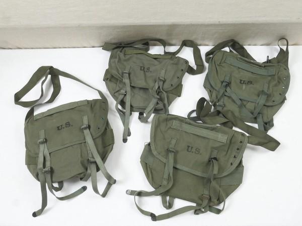 TYP US Army Vietnam Buttpack Sturmgepäck Kampftasche Field Pack Combat M-1956