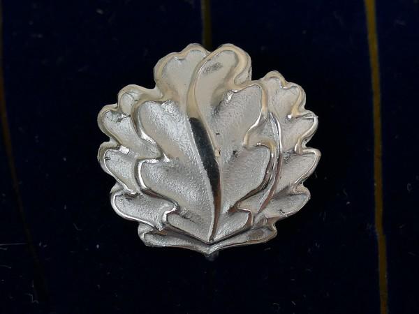 L/21 Eichenlaub in 800er Silber zum Ritterkreuz des Eisernen Kreuzes 1939 RK