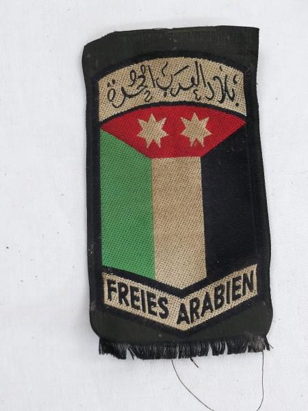 Freies Arabien Ärmelabzeichen Ärmelschild Freiwilligen Elite