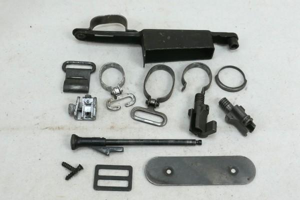 M1 Garand Rifle Springfield freie Waffenteile Einzelteile Anbauteile / Spare Parts US Army #8
