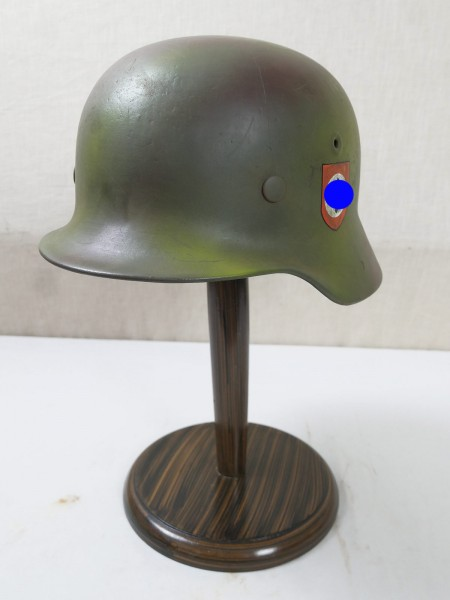 Waffen Elite WSS M40 DD Stahlhelm ET64 camouflage Glocke mit Helmfutter