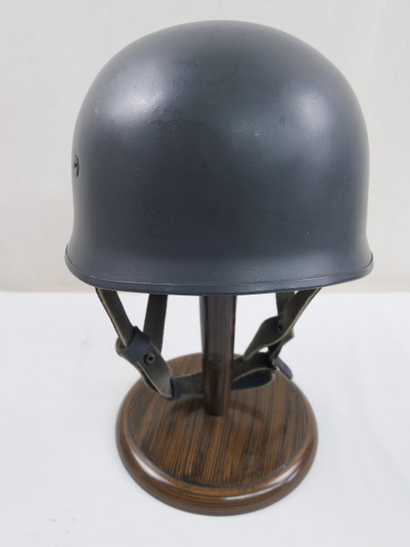 Polizei Helm Spezialeinheit GSG9 Fallschirmjägerhelm Glocke Gr.58 Stahlhelm