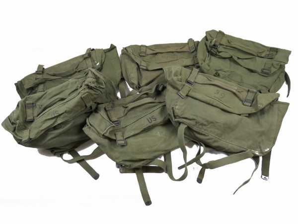 US Army Kampftasche Pack Field Cargo M-1945 2te Wahl