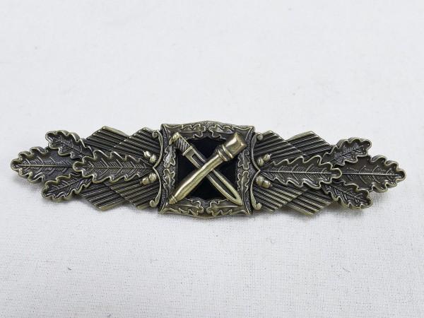 Wehrmacht Nahkampfspange Heer Stufe Bronze 1957er Variante