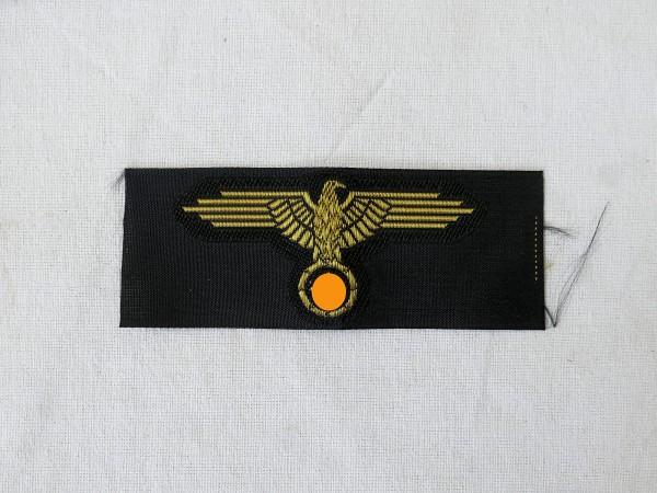 WSS Mützenadler Elite gewebt Goldfaden für Tarnmützen