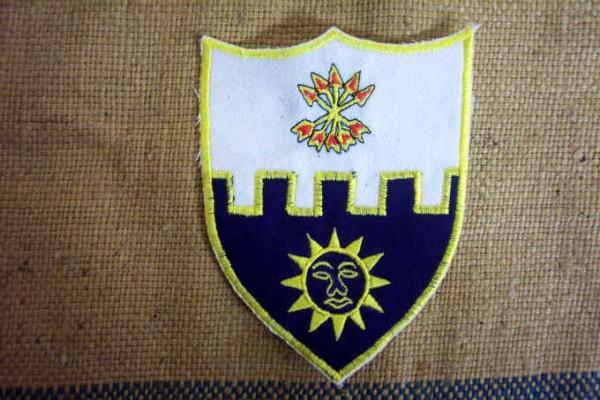 US Army Ärmelabzeichen Vietnam