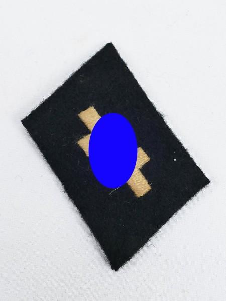 Waffen Elite Kragenspiegel / XX Freiwillige Weißrussland