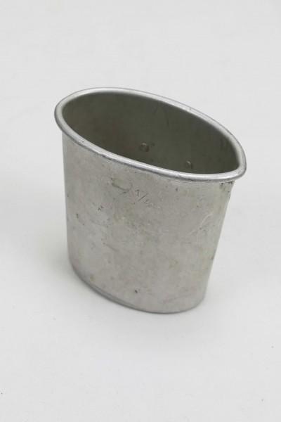 Original US Army WW1 M1907 Trinkbecher Becher Cup Canteen 250ml