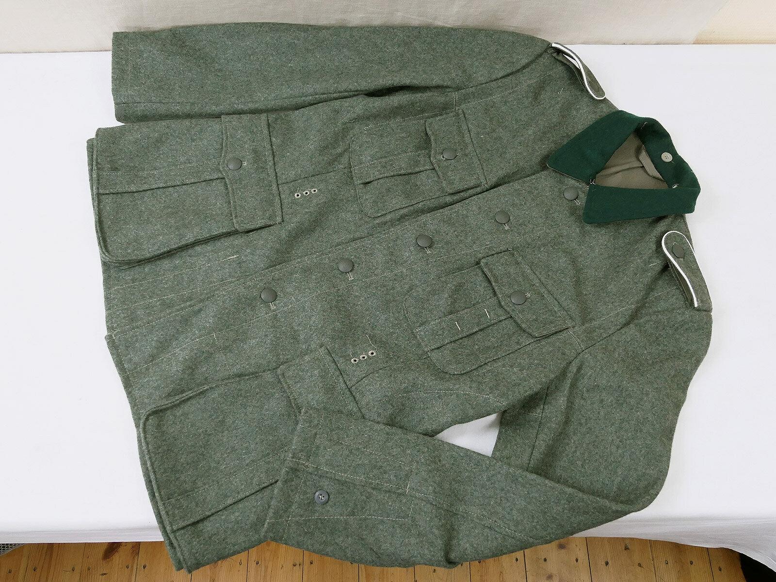 WH M36 Feldjacke Gr 52 Uniformjacke Feldbluse Wehrmacht WK2 WWII Fieldjacket