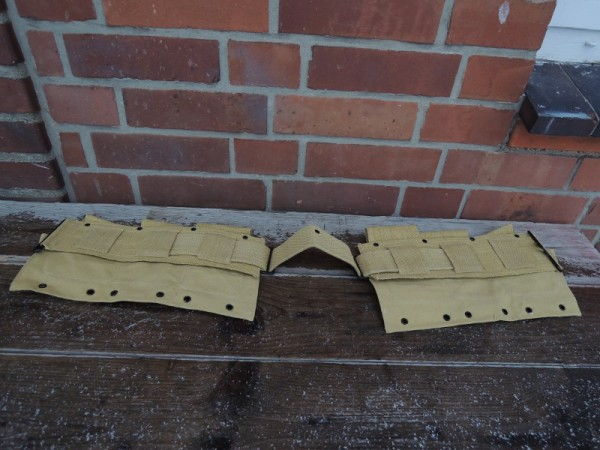 US Army B.A.R. Belt Koppel Magazintasche Browning Automatic Rifle