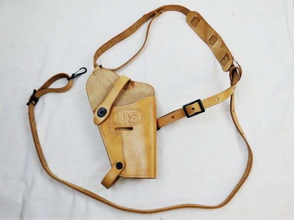 US Army WW2 Schulterholster M7 Colt 1911 Government 45er