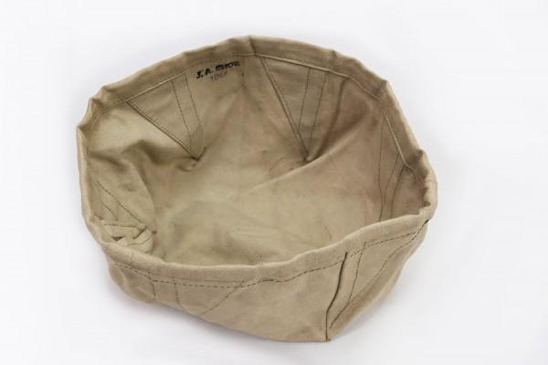 US Army WW2 Water Bowl Wasserschüssel Wasserschale Faltschüssel 1944