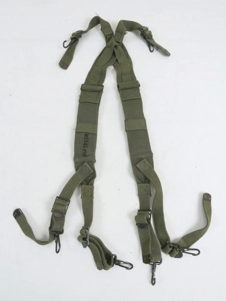 ORIGINAL US ARMY M1945 PRO SUSPENDERS Koppeltragehilfe