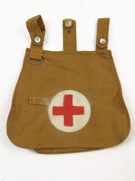 WK1 Sanitäter Brotbeutel Rot Kreuz