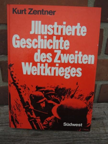 """Buch """"Illustrierte Geschichte des Zweiten Weltkrieges"""""""