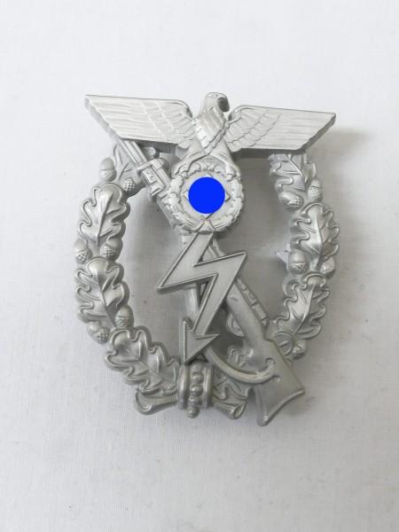 ISA Infanterie Sturmabzeichen Stufe Silber Prototyp mit Blitz