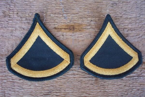 US Army Dienstgradabzeichen Private First Class