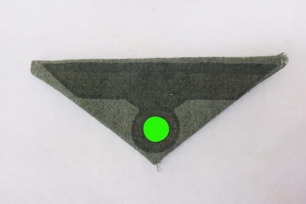 Uniform Brustadler M45 gedruckt für Feldbluse Spätkrieg