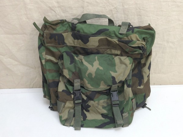 US Army Pack Patrol Combat Woodland / Leichter Original US Rucksack
