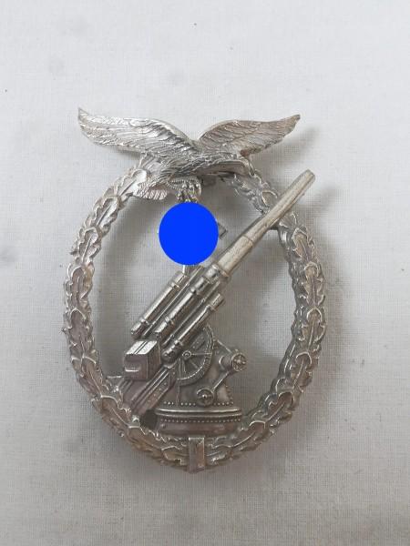 Luftwaffen Flakkampfabzeichen Flakabzeichen LW Luftwaffe