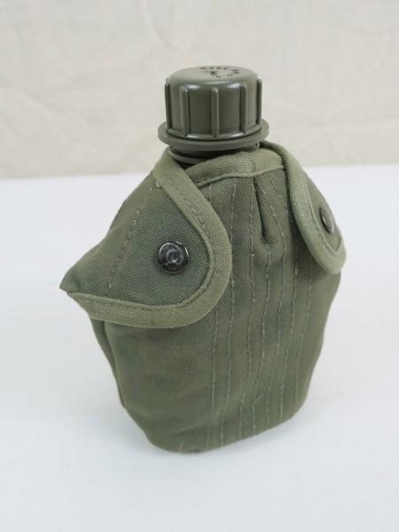 Type US Vietnam M-1956 Water Canteen Cover / Feldflaschen Bezug