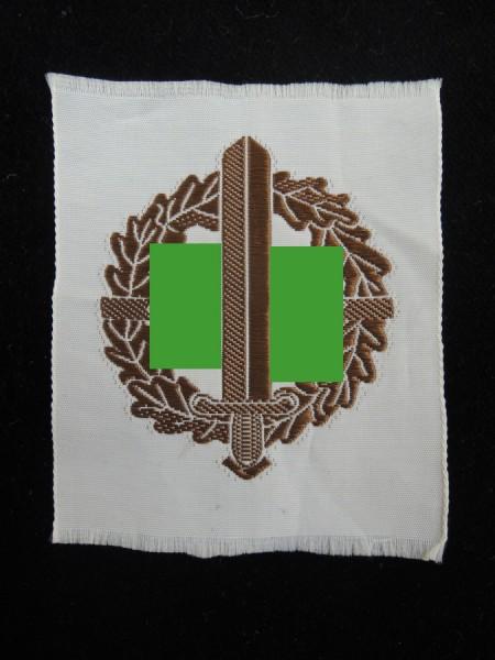 SA Wehrsportabzeichen gewebt für den Sportanzug