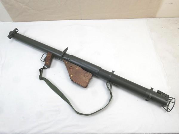 US Army WW2 Bazooka M1 / M1A1 Panzerfaust 1:1 Nachbau aus Stahl 60mm