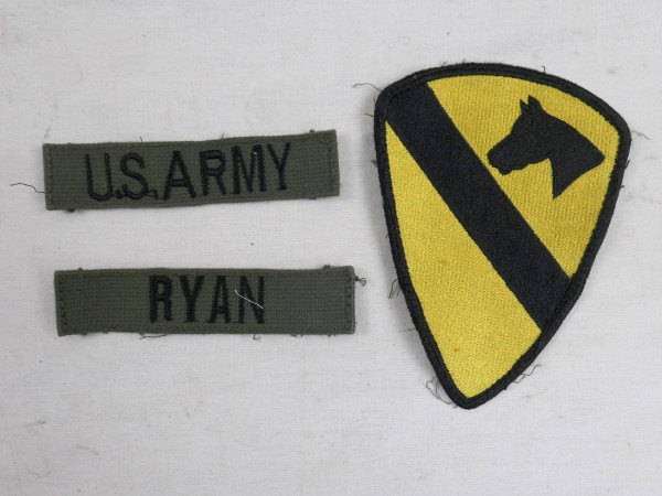 US Patch Infanterie Abzeichen Vietnam 1st Cavalry Division