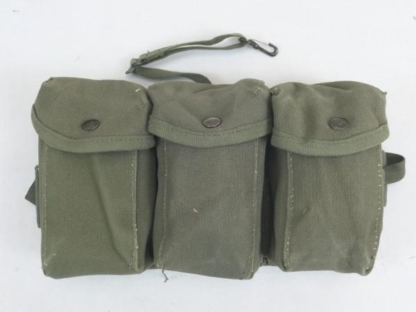 M1A M14 Dual Ammo Magazine Pouch Canvas Magazintasche