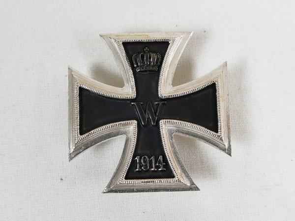 Eisernes Kreuz 1. Klasse 1914 an Nadel EK1 Kaiserlich