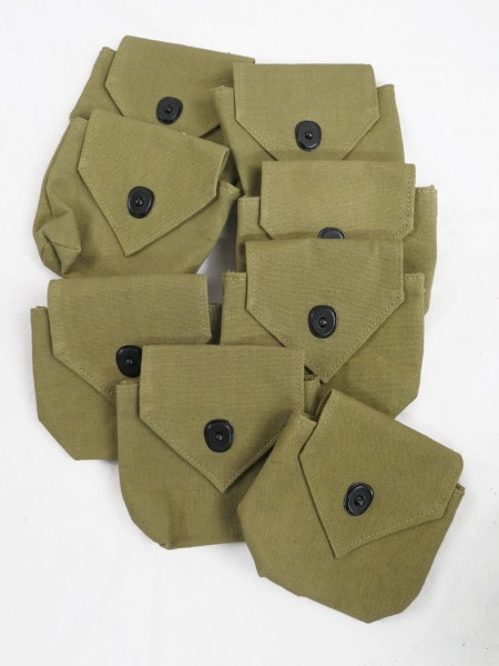 WWII Paratrooper Rigger Ammo Pouch for Garand / Lift the Dot