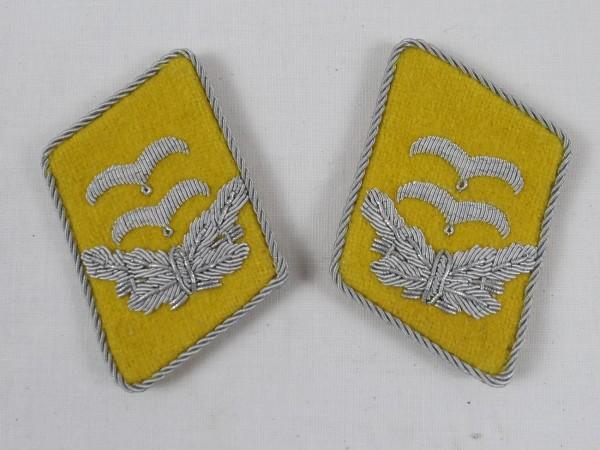Kragenspiegel Luftwaffe Oberleutnant