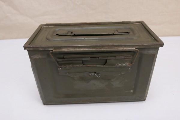 WW2 US Army Ammunition Box CAL. 50 M2 Munitionskiste Ammo Metallkiste original #5