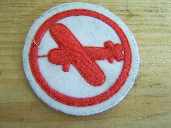 Glider Abzeichen Canada