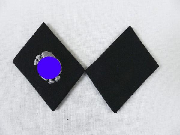 Kragenspiegel Waffen Elite Totenkopf Division SS-Mann Mannschaften