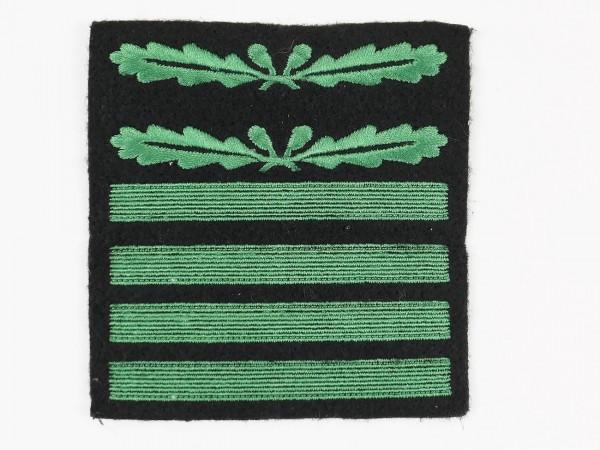 Elite Dienstgradabzeichen für Tarnuniformen Oberführer WSS