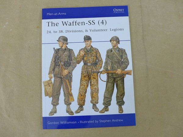 Osprey Men-at-Arms / The Waffen SS (4)