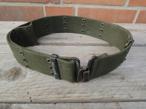 US Army Pistol Belt Lochkoppel