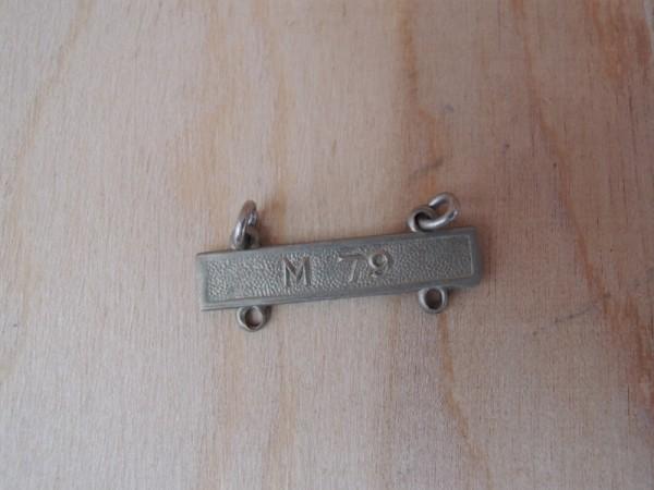 """US Army marksman badge Erweiterung """" M-79 """""""