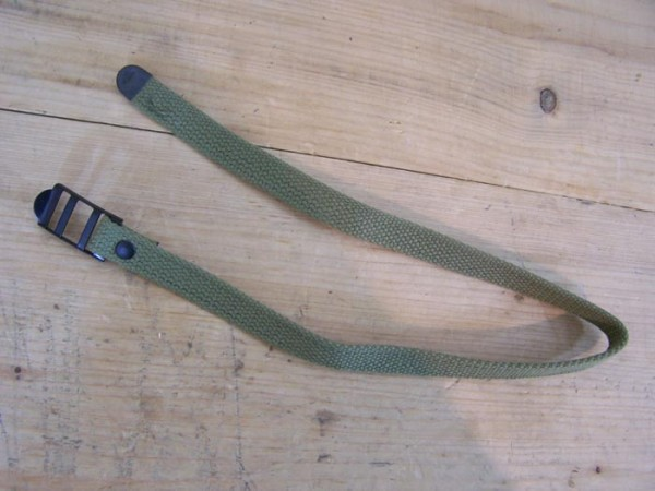 US Army Knife Strap M3 Befestigungsriemen Rödelriemen Canvas leg
